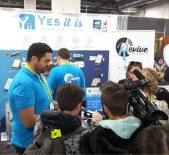 Interview/Stand de Yesitis